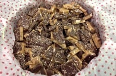 Frances Falcon's English Toffee