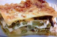 Creamy Asparagus Lasagna
