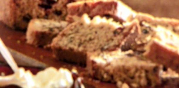 Zucchini Nut Bread or Zucchini Cheese Bread