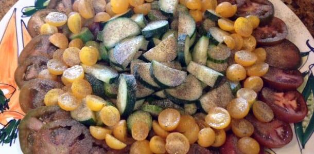 Alice's Mardi Gras Salad