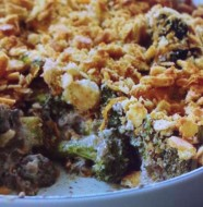 Fabulous Mushroom and Broccoli Casserole