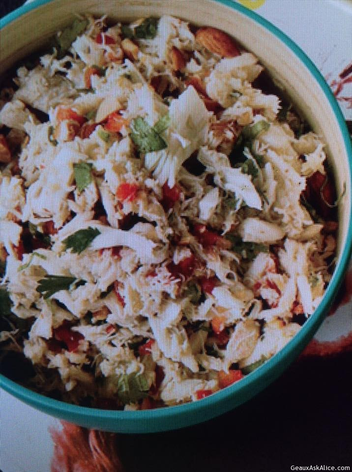 Lump Crabmeat Salsa