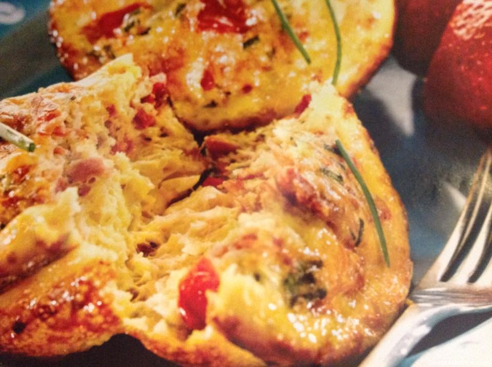 Meaty Egg Muffins