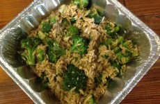 Alice's Chicken-Broccoli Orzo Supreme Casserole