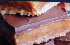 Creamy Caramel Squares