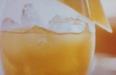 Refreshing Rum Punch