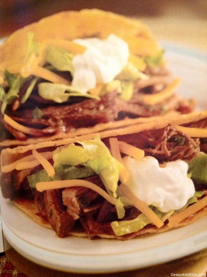 Taco Shredded Beef