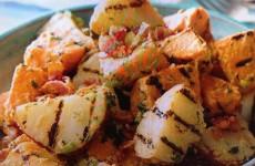 Variety Grilled Potato Salad