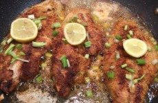 Fiery Mustard Catfish