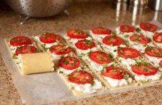 Caprese Style Lasagna Roll-Ups