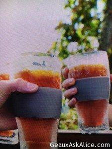 Host Freeze Beer Glass!