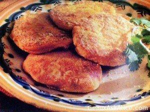 Southwestern Potato Casserole or Patties