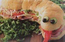 Favorite Snakewich