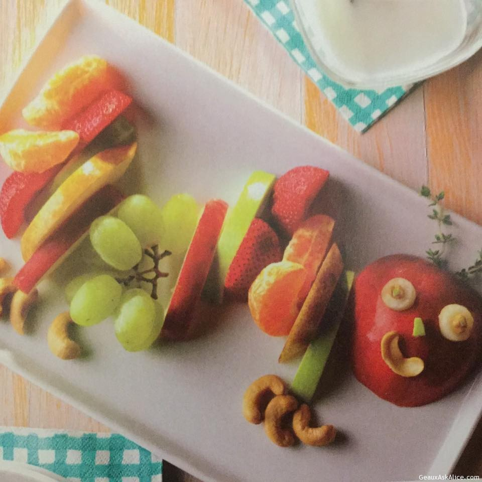 Fruity Caterpillar