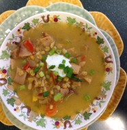 Tasty Turkey Chowder