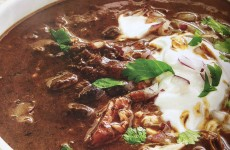 Crock Pot Turkey and Black Bean Soup