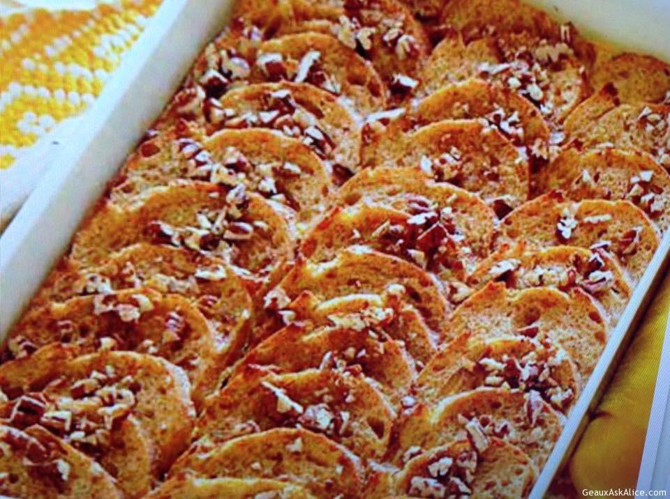 Easy French Toast Bake