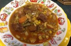 Alice's Veggie Beef Soup