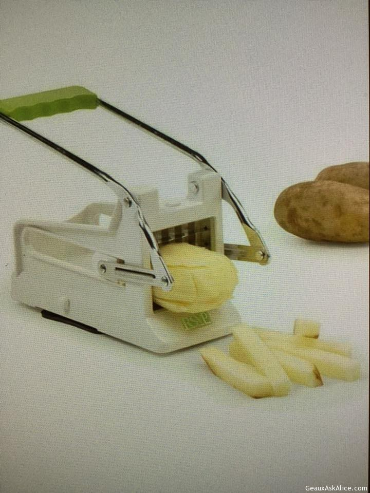 The Fry Cutter