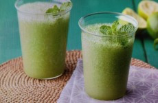 Chilly Frozen Mojito