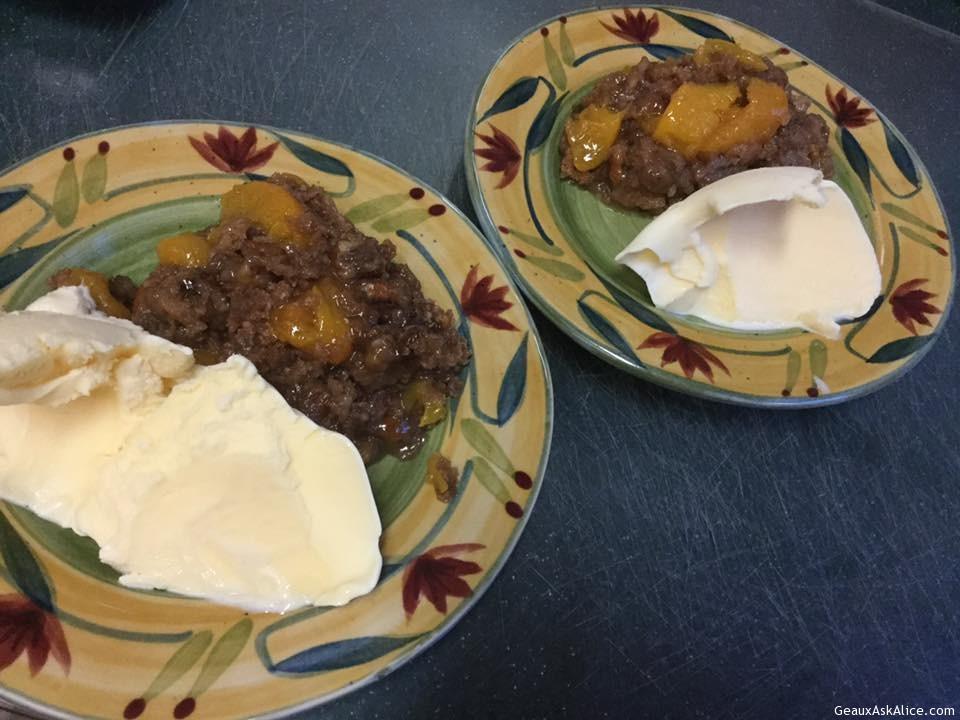 Your Favorite Crockpot Pie/Cobbler