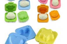 Today's gadget is the SODeal Cartoon Hard-Boiled Egg and Rice Molds!