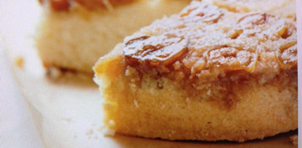Up-Side Down Fig Cake