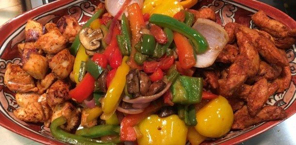 Alice's Easy Chicken and Beef Stir-Fry with Veggies