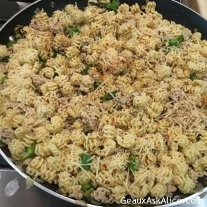 Maw-Maw's Springtime Pasta 4