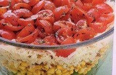 Southwestern Layered Salad
