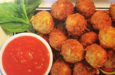 Wonderful Artichoke Balls