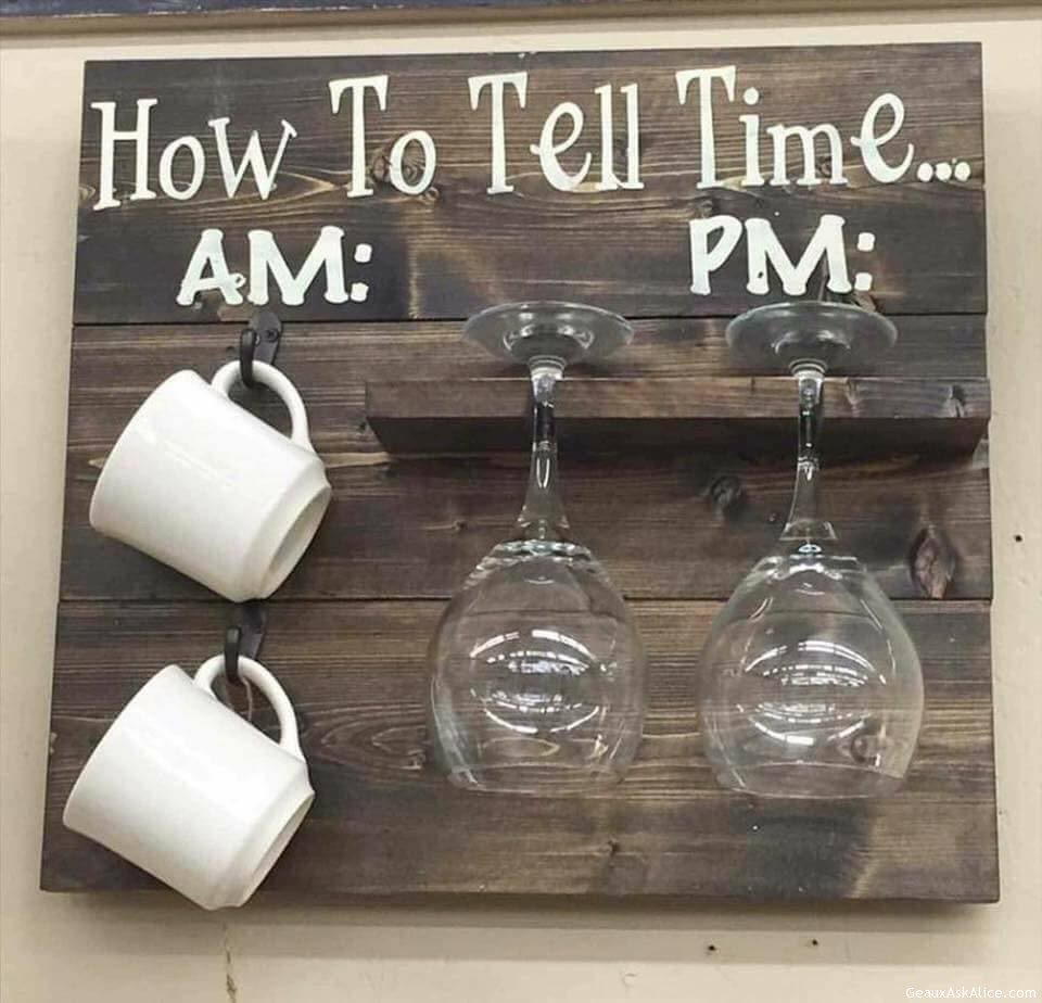 How To Tell Time...
