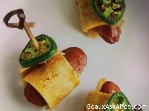 Itty-Bitty Sausage Roll-Ups