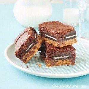 Just Too Good Brownies