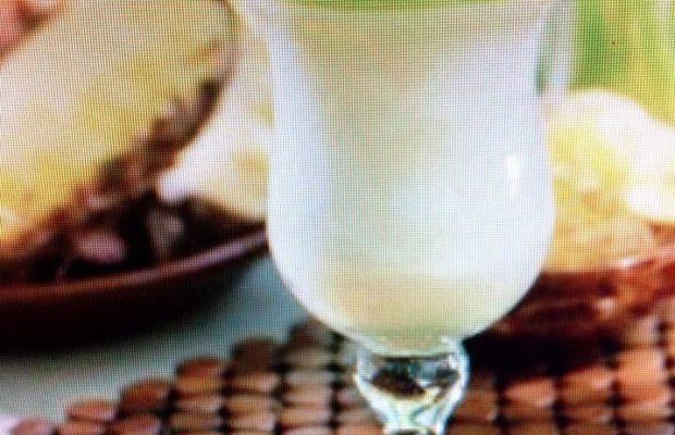 Refreshing Pina Colada