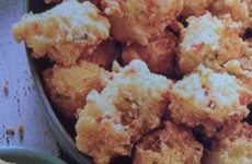 Southern Crab Cake Hush Puppies