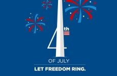 Have a safe and fun-filled Fourth of July!