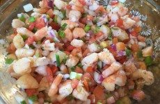 Sensational Shrimp Pico Dip
