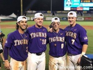 Thank you Tigers