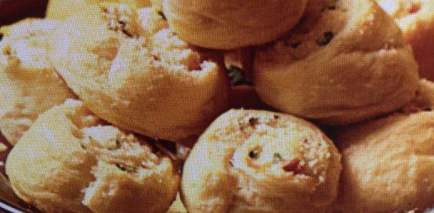 Easy Savory Parmesan Bites