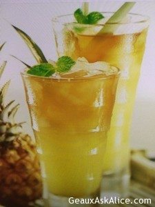 Rum Punch from the Islands
