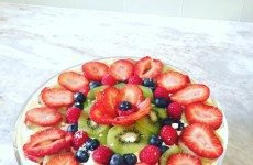 Allison's Fruity Pizza