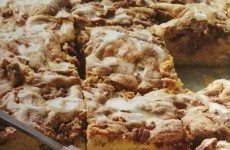 Nutty Pecan Coffee Cake