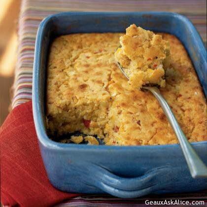 Sweet And Savory Corn Fritter Casserole