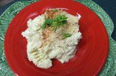 Unique Creamy Mock Mashed Potatoes (Cauliflower)