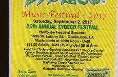Zydeco Music Festival