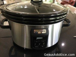 Today's Gadget Is The Crock-Pot1