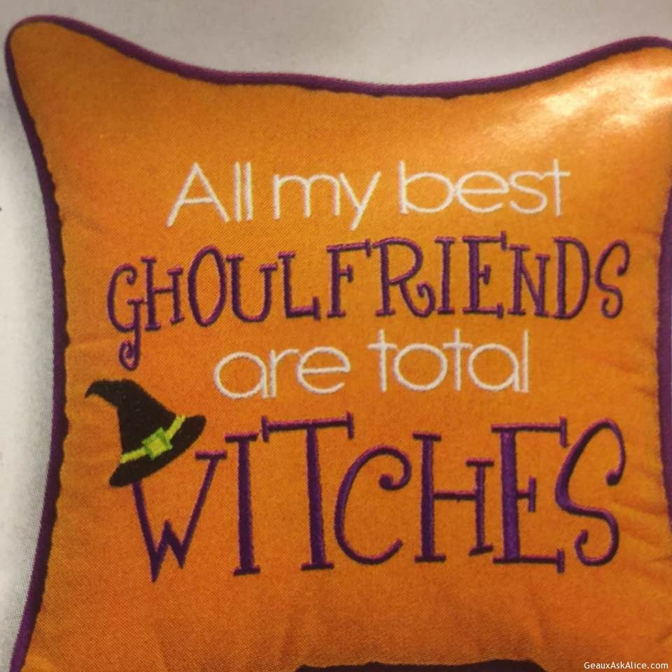 All My Best Ghoulfriends..
