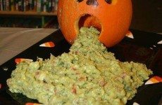 Guacamole and Halloween Geaux together!