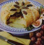 Harvest Wheel of Baked Brie